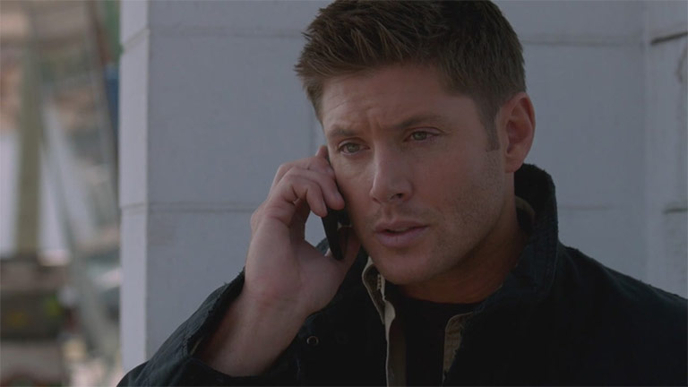 Dean Winchester calling in