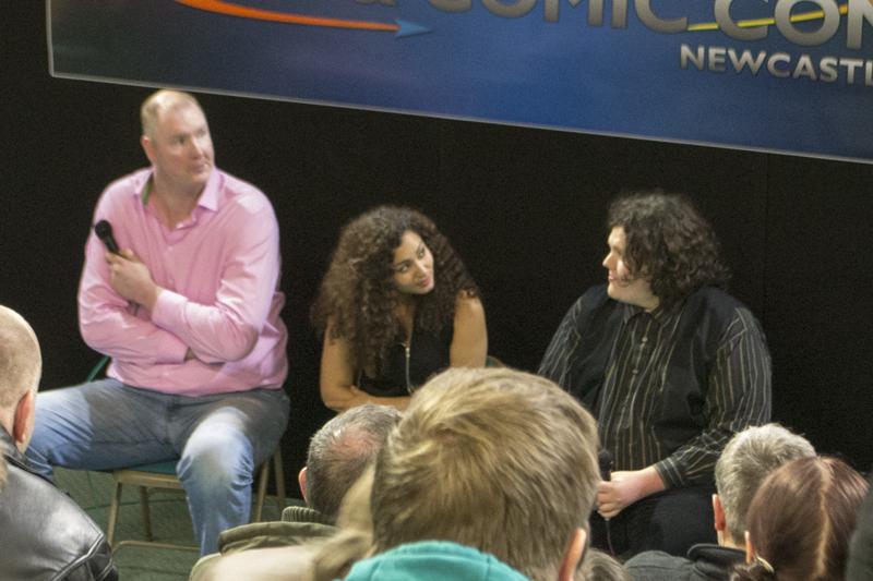 GoT Panel, NFCC 2016