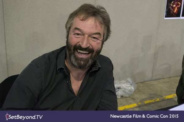 Ian Beattie Exclusive Interview