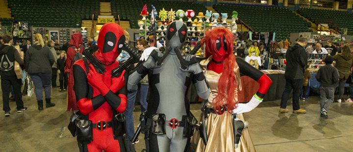 Deadpool Trio