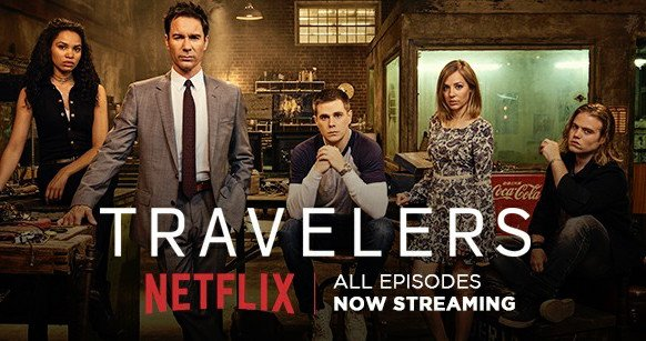 Travelers Season 1 Review