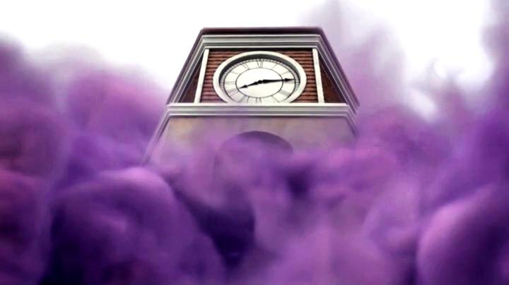 Smoke in Storybrooke is a regular occurence